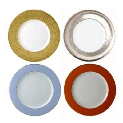 Presentation plates